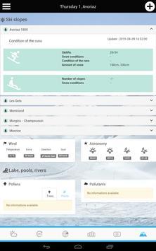 Swiss Weather screenshot 15