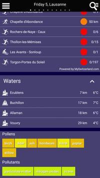 Swiss Weather screenshot 4
