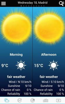 Weather for Spain 截图 11