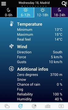 Weather for Spain 截图 12