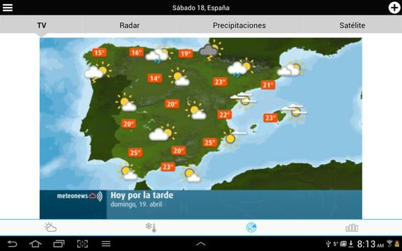 Weather for Spain 截图 8