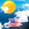 USA Weather forecast simgesi