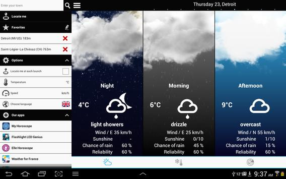 Weather for the World 截图 12