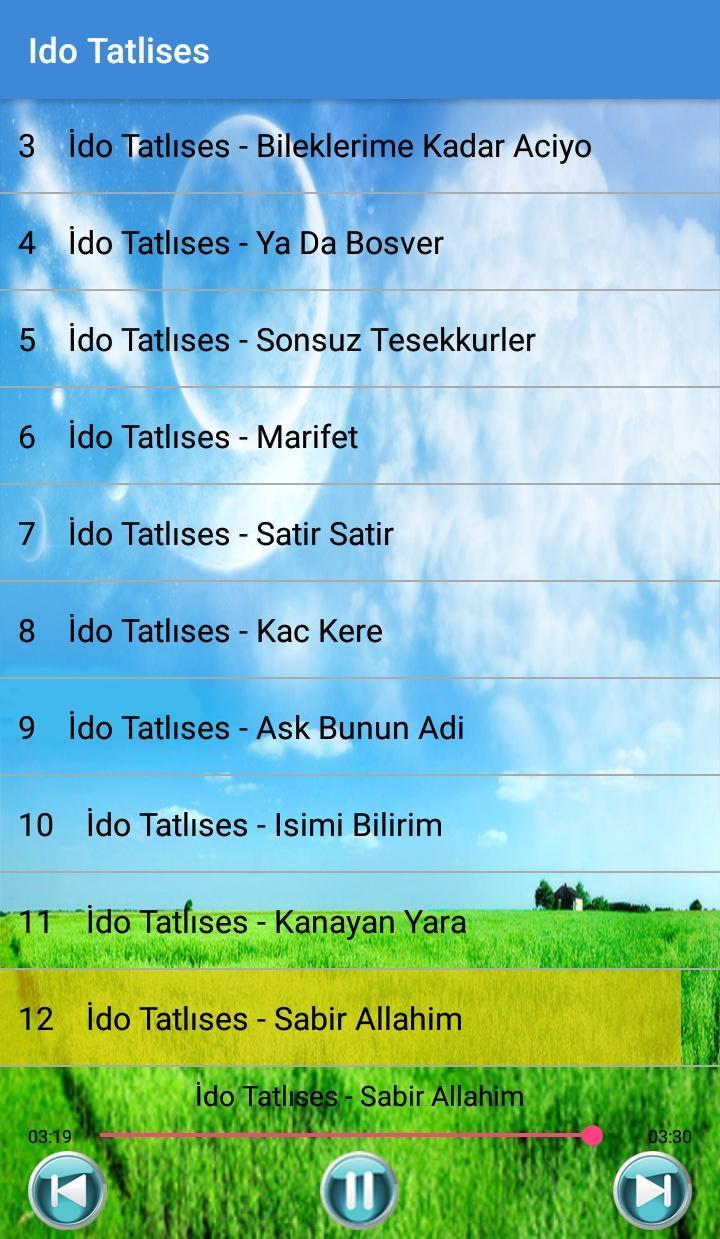 Ido Tatlises For Android Apk Download