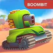 Tanks A Lot! - Realtime Multiplayer Battle Arena 图标