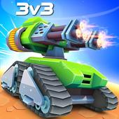 Tanks A Lot! - Realtime Multiplayer Battle Arena أيقونة