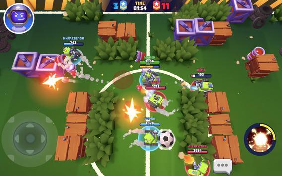 Tanks A Lot! - Realtime Multiplayer Battle Arena تصوير الشاشة 22