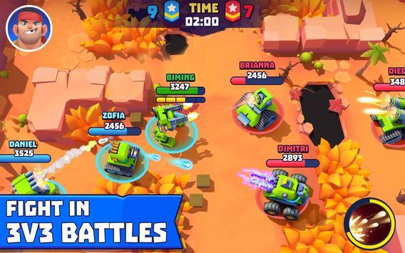 Tanks A Lot! - Realtime Multiplayer Battle Arena screenshot 16