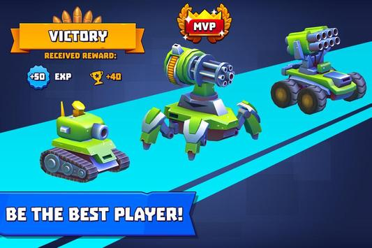 Tanks A Lot! - Realtime Multiplayer Battle Arena screenshot 4