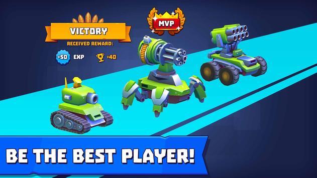 Tanks A Lot! - Realtime Multiplayer Battle Arena screenshot 4