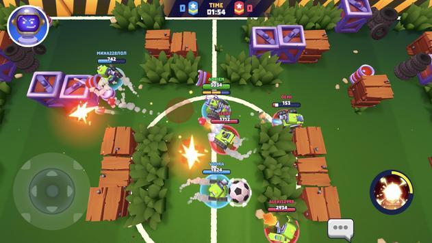 Tanks A Lot! - Realtime Multiplayer Battle Arena تصوير الشاشة 6