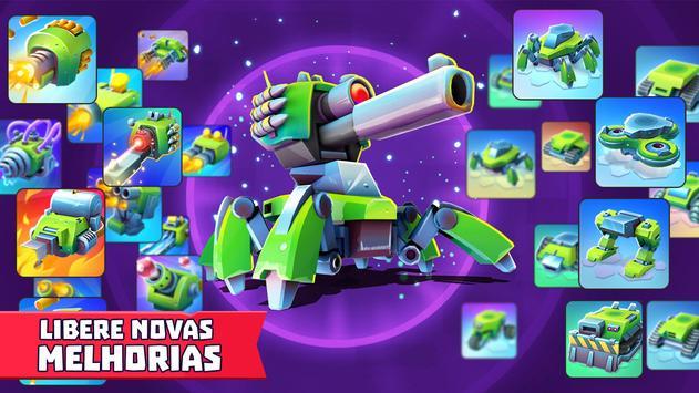 Tanks A Lot! - Realtime Multiplayer Battle Arena imagem de tela 3