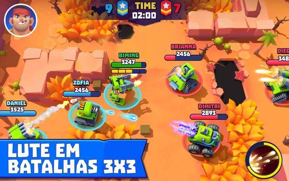 Tanks A Lot! - Realtime Multiplayer Battle Arena imagem de tela 16