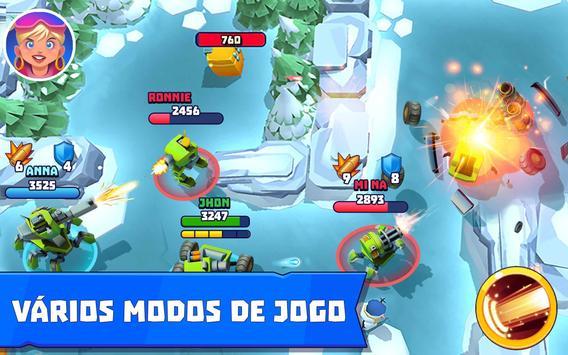 Tanks A Lot! - Realtime Multiplayer Battle Arena imagem de tela 21