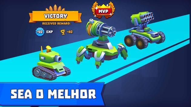 Tanks A Lot! - Realtime Multiplayer Battle Arena imagem de tela 4