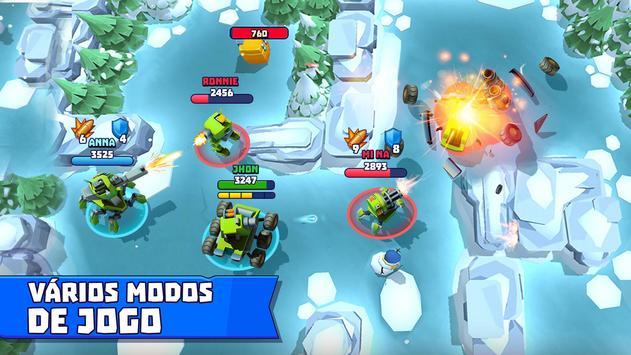 Tanks A Lot! - Realtime Multiplayer Battle Arena imagem de tela 5