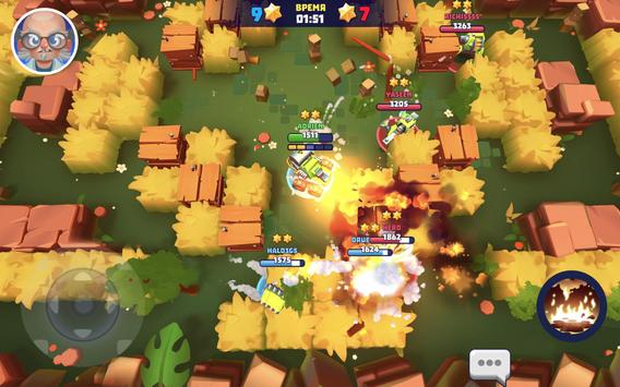 Tanks A Lot! - Realtime Multiplayer Battle Arena скриншот 14