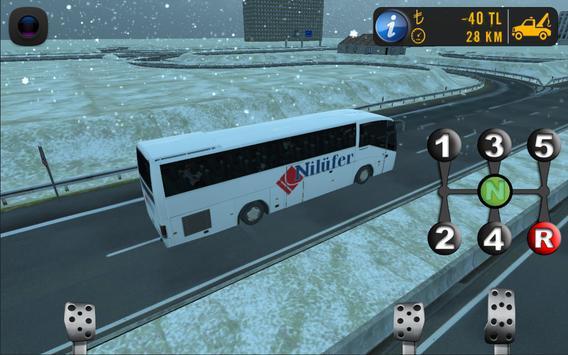 Anadolu Bus Simulator - Lite screenshot 15