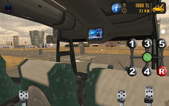 Anadolu Bus Simulator - Lite screenshot 11