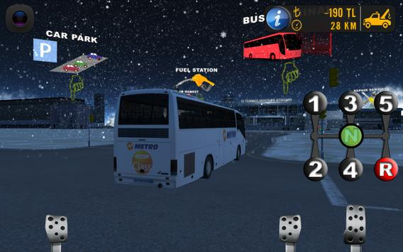 Anadolu Bus Simulator - Lite screenshot 12