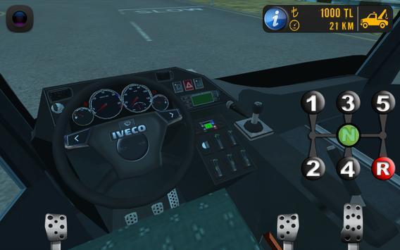 Anadolu Bus Simulator - Lite screenshot 1