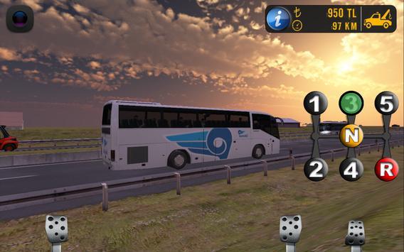 Anadolu Bus Simulator - Lite screenshot 2
