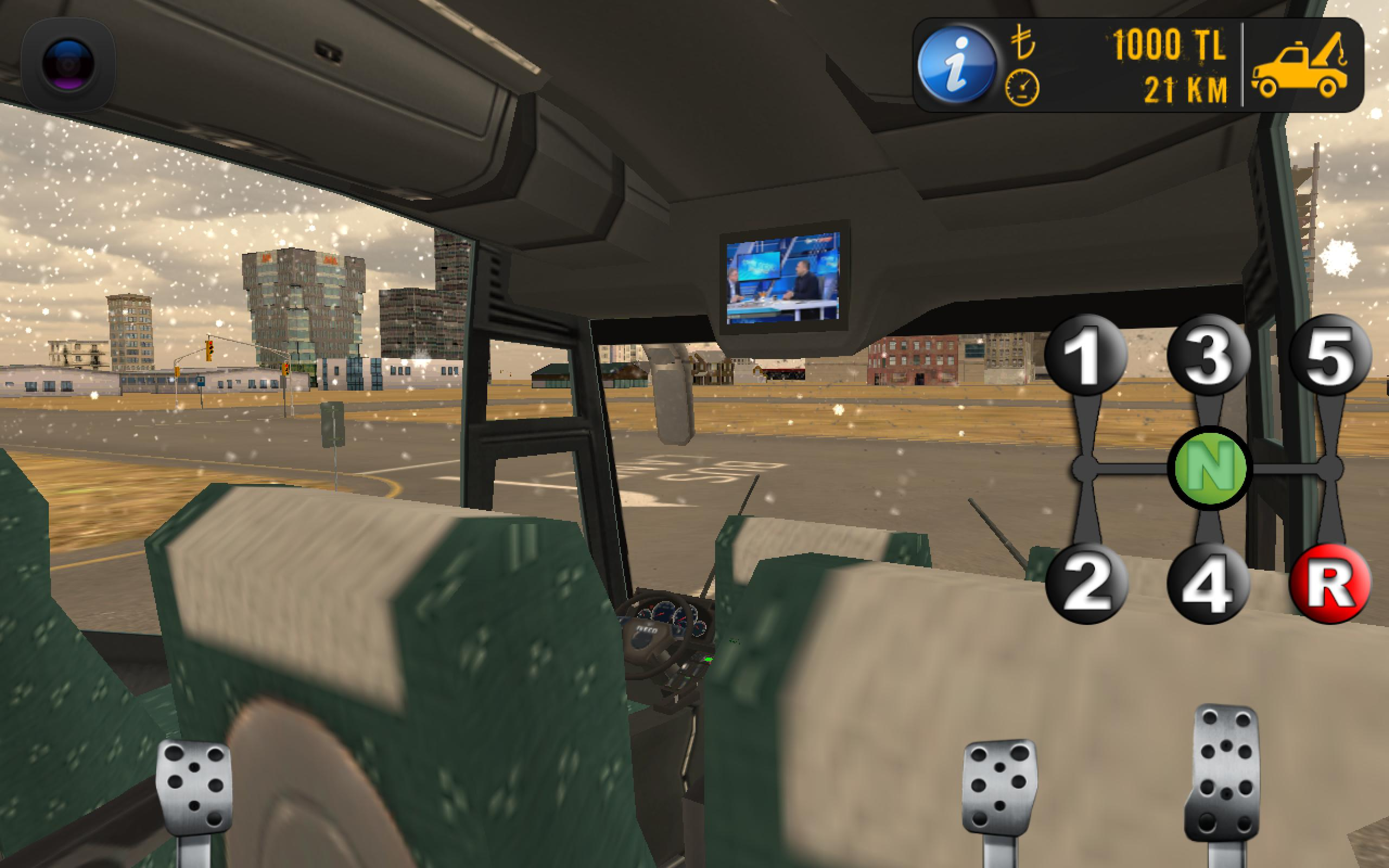 Anadolu Bus Simulator - Lite for Android - APK Download