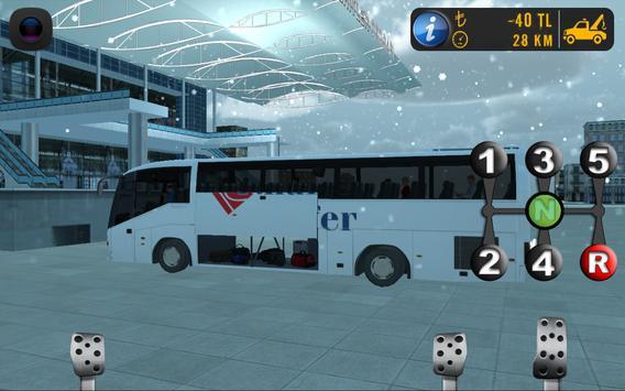 Anadolu Bus Simulator - Lite screenshot 6