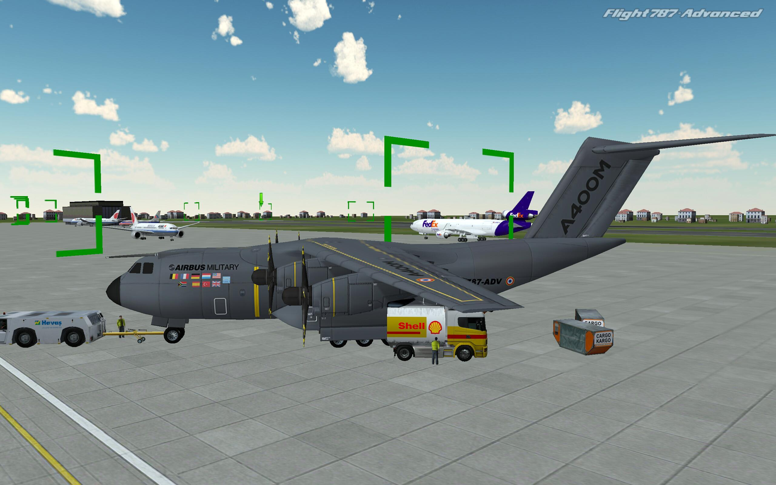 Flight 787 - Advanced - Lite for Android - APK Download