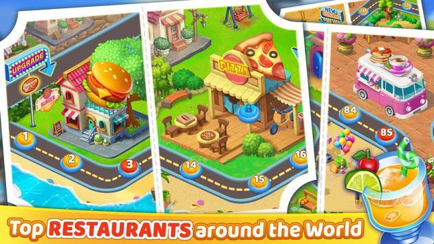 Crazy Kitchen Chef Restaurant- Ultimate Cooking screenshot 15