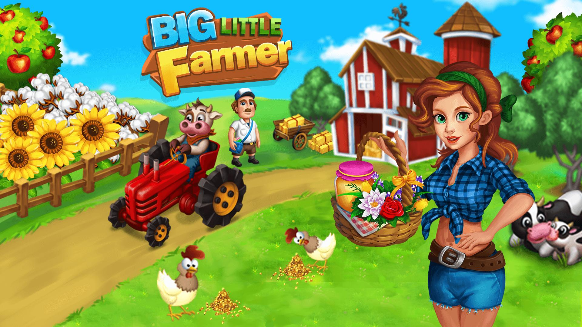 Big Little Farmer for Android - APK Download