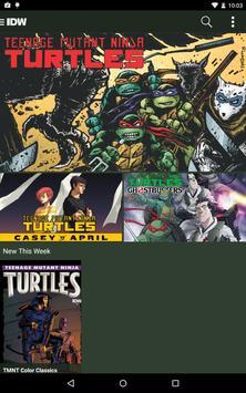 TMNT Comics screenshot 8