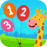 Learn 123 Numbers Counting for Kids Math Games