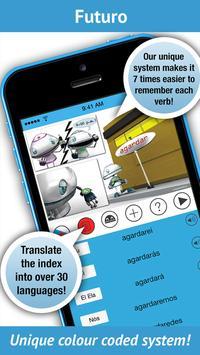 FREE Galician Verbs - LearnBots screenshot 4