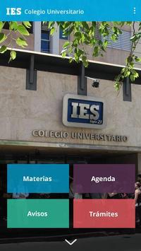 IES21 screenshot 1