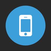 iEvaphone: Free international calls to mobile icon