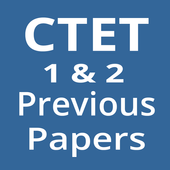 CTET Exam 1 & 2 Previous Question Papers icon