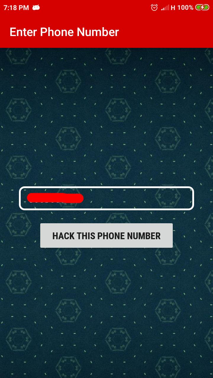 Phone Number Hacker Simulator for Android - APK Download
