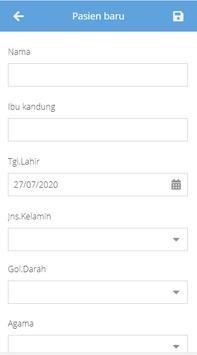 Pendaftaran Online RS.Karima Utama screenshot 10