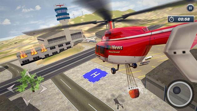 Emergency Helicopter Rescue Transport screenshot 1