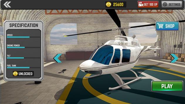 Emergency Helicopter Rescue Transport screenshot 9