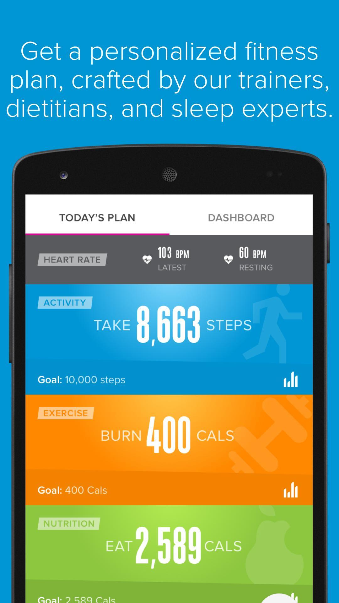iFit—All-day Fitness Coaching for Android - APK Download