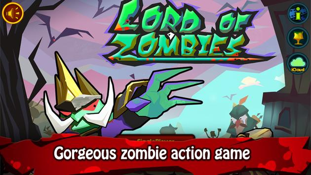 Lord of Zombies poster