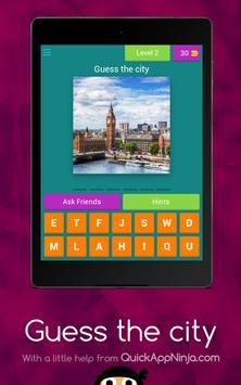 Guess the City screenshot 7