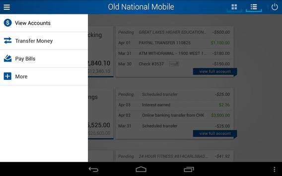 Old National Bank screenshot 14
