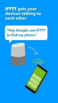 IFTTT poster