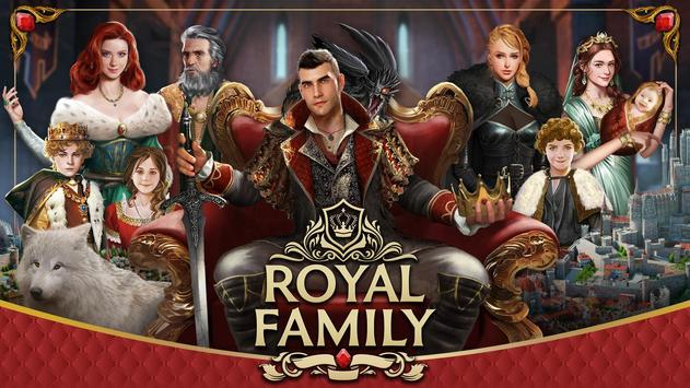 Royal Family постер