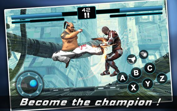 Big Fighting Game imagem de tela 1