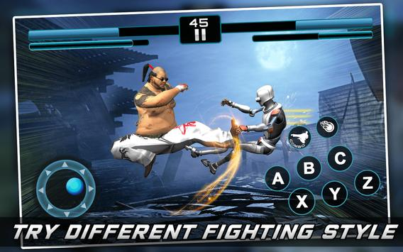 Big Fighting Game imagem de tela 4