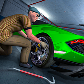 Thief & Car Robbery Simulator icon